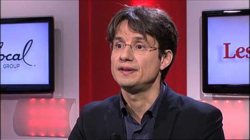 """Illustration pour la vidéo Bruno Patino (France Télévisions) : """"Des émissions télé arrêtées dès 2013"""""""