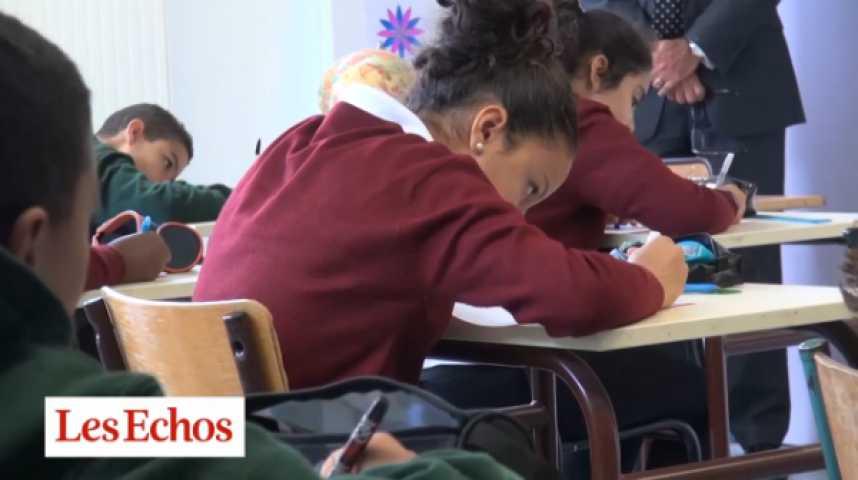 Illustration pour la vidéo Espérance Banlieues : dans les coulisses d'une école pas comme les autres