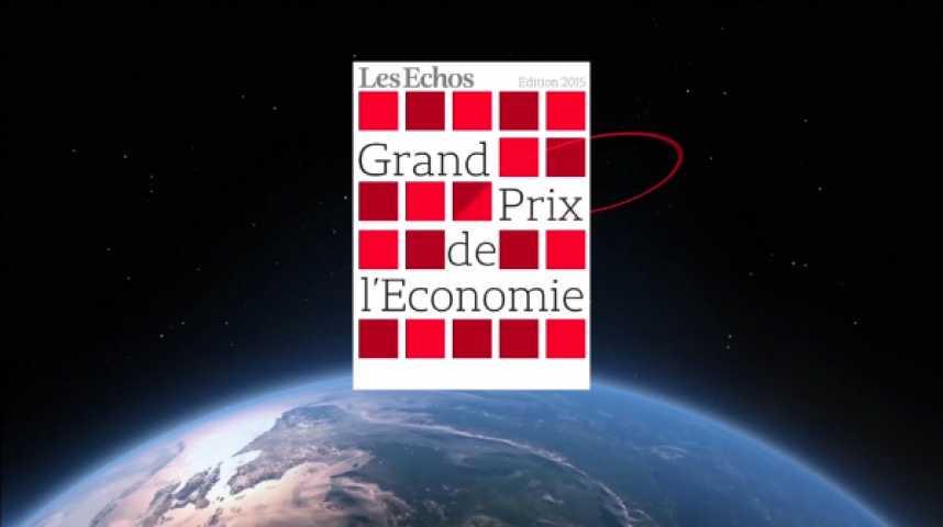 Illustration pour la vidéo Jean Tirole et Frédéric Mazzella, lauréats du Grand Prix de l'Economie