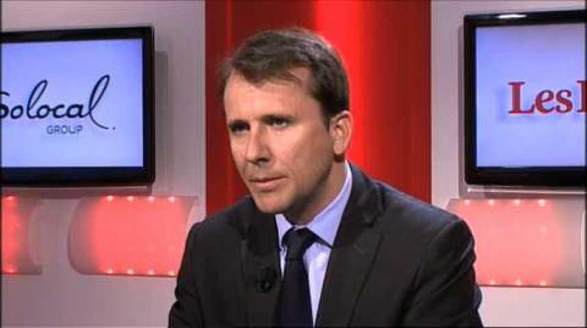 """Illustration pour la vidéo Thibault Lanxade (candidat au Medef) : """"J'attends des mesures chocs de la part de François Hollande"""""""""""