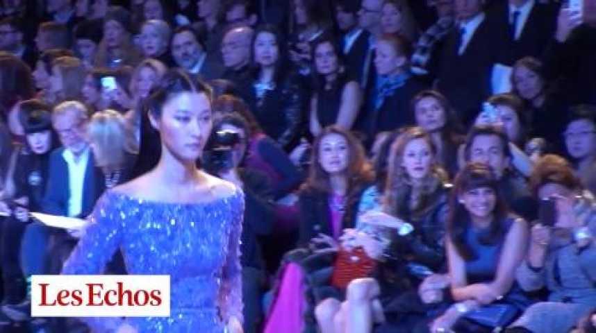 Illustration pour la vidéo Les pays émergents, avenir de la Haute Couture ?