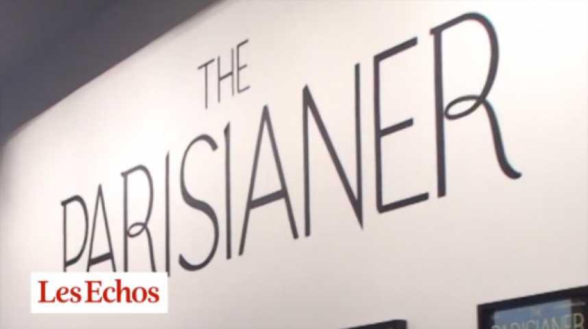 Illustration pour la vidéo Quand Paris pastiche les Unes du New Yorker