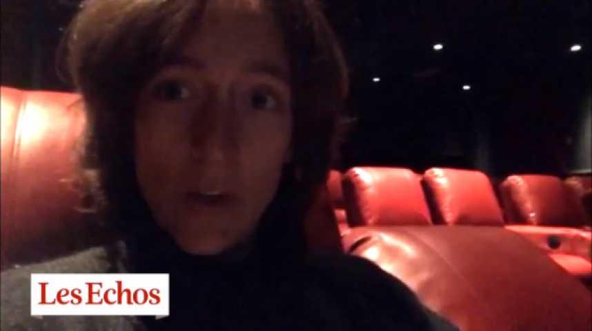 Illustration pour la vidéo Innovation : au cinéma à New York avec Lucie Robequain