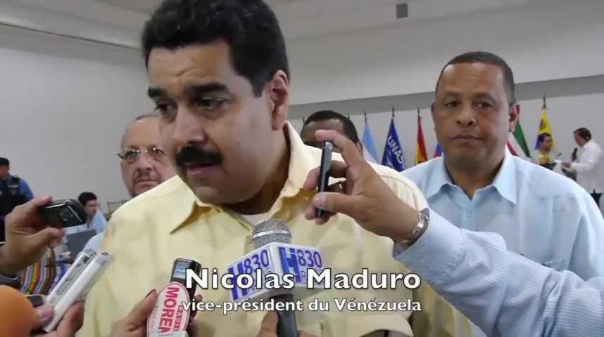 Illustration pour la vidéo Chavez: quelle relève ?