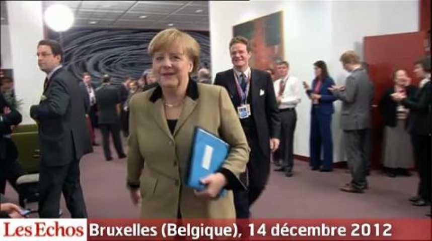 Illustration pour la vidéo Budget UE : Hollande veut un compromis