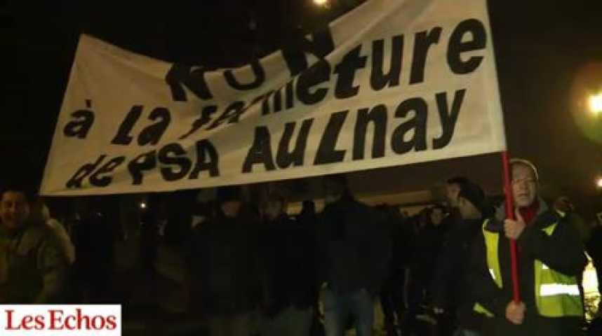 Illustration pour la vidéo PSA Aulnay : la guerre d'usure