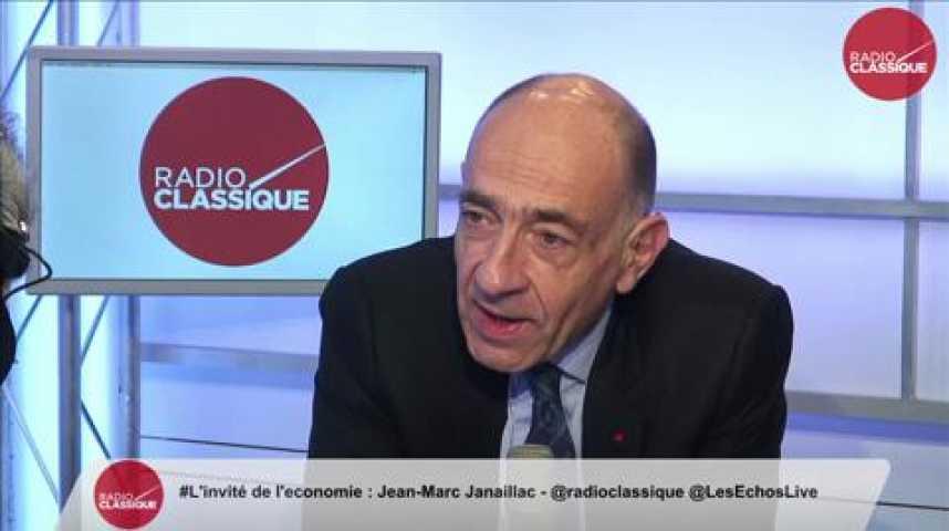 Illustration pour la vidéo Jean-Marc Janaillac, PDG Transdev
