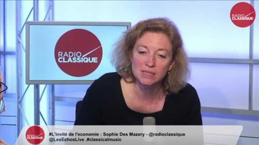 Illustration pour la vidéo Sophie Des Mazery, directrice de l'association Finansol