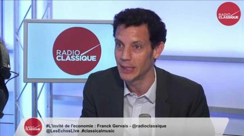 Illustration pour la vidéo Franck Gervais, directeur général de Voyages-sncf.com