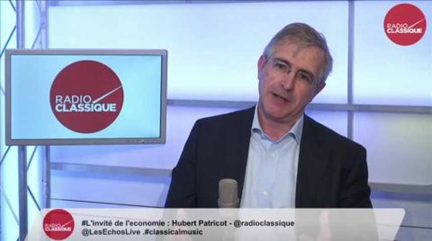 Illustration pour la vidéo Hubert Patricot, Vice-Président Europe de Coca Cola