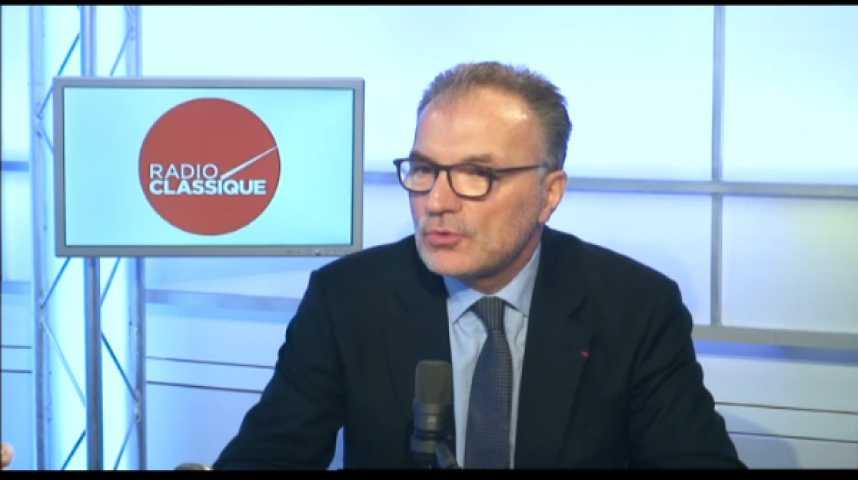 Illustration pour la vidéo Dominique Marcel, Président de la Compagnie des Alpes