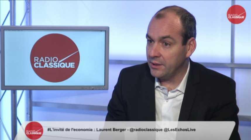 Illustration pour la vidéo Laurent Berger, secrétaire général de la CFDT
