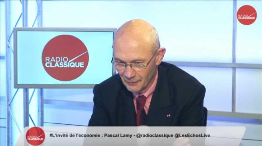 Illustration pour la vidéo Pascal Lamy, ancien Directeur de l'OMC