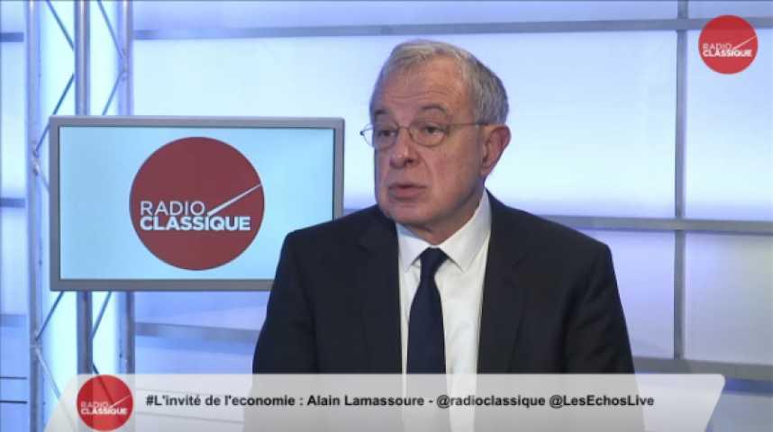 Illustration pour la vidéo Alain Lamassoure, Député Européen PPE