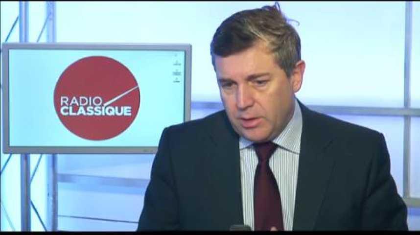 Illustration pour la vidéo Albéric de Montgolfier, rapporteur de la commission des finances du Sénat et sénateur UMP d'Eure-et-Loir