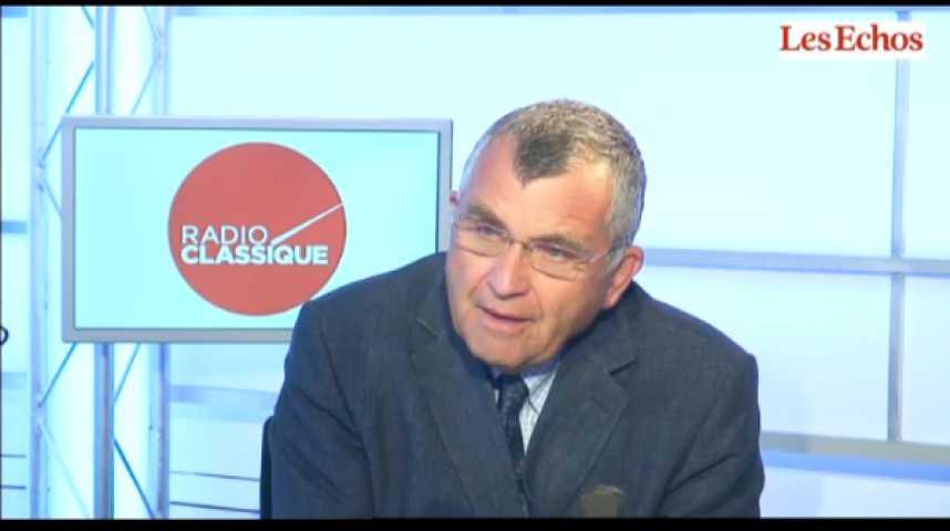 Illustration pour la vidéo Xavier Fontanet, ancien Président d'Essilor