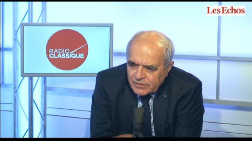 Illustration pour la vidéo Alain Juillet, Président de l'Académie d'Intelligence Economique
