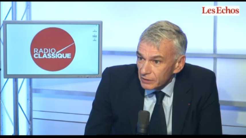 Illustration pour la vidéo Christian Nibourel, président d'Accenture France et Benelux