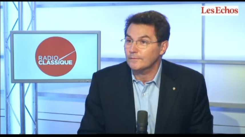 Illustration pour la vidéo Olivier Roussat, Directeur Général de Bouygues Télécom.