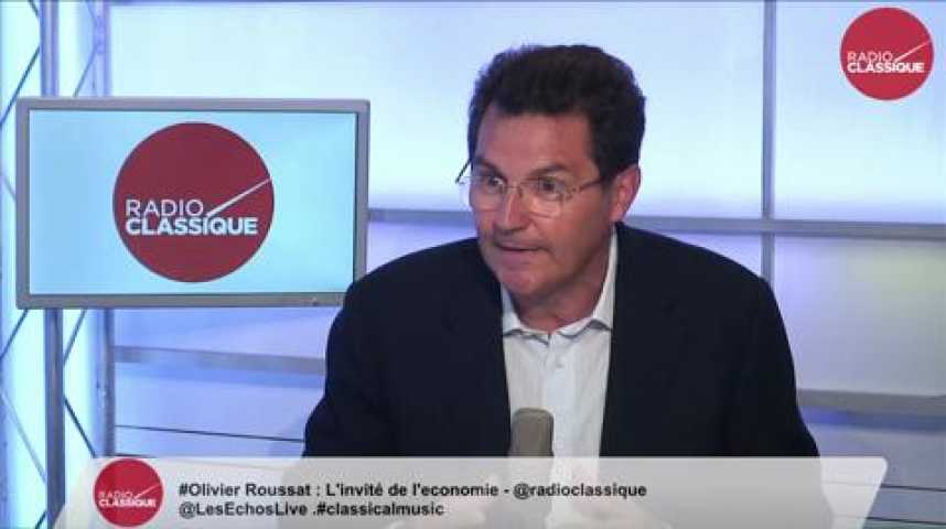 Illustration pour la vidéo Olivier Roussat, directeur général de Bouygues Telecom