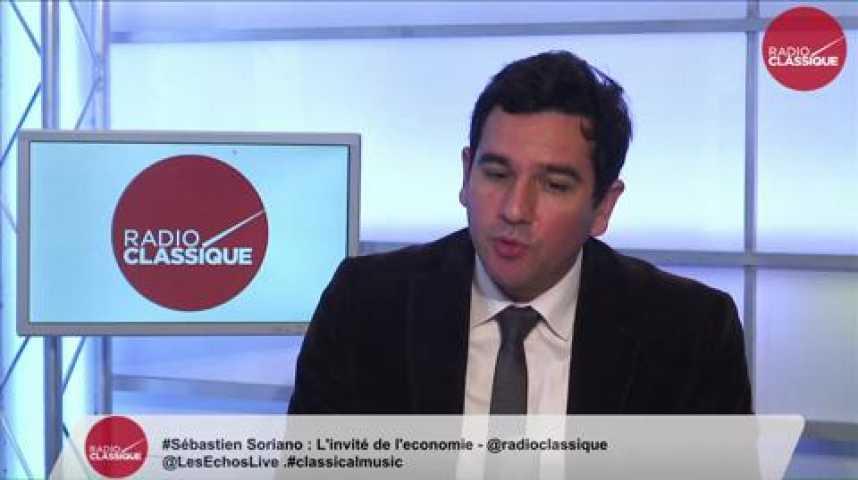 Illustration pour la vidéo Sébastien Soriano, président de l'ARCEP