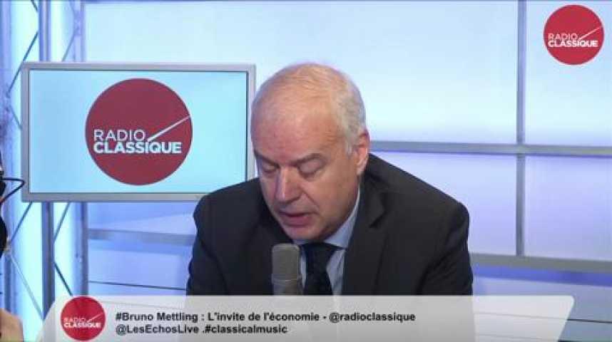 Illustration pour la vidéo BRUNO METTLING,  Directeur Général Adjoint d'Orange