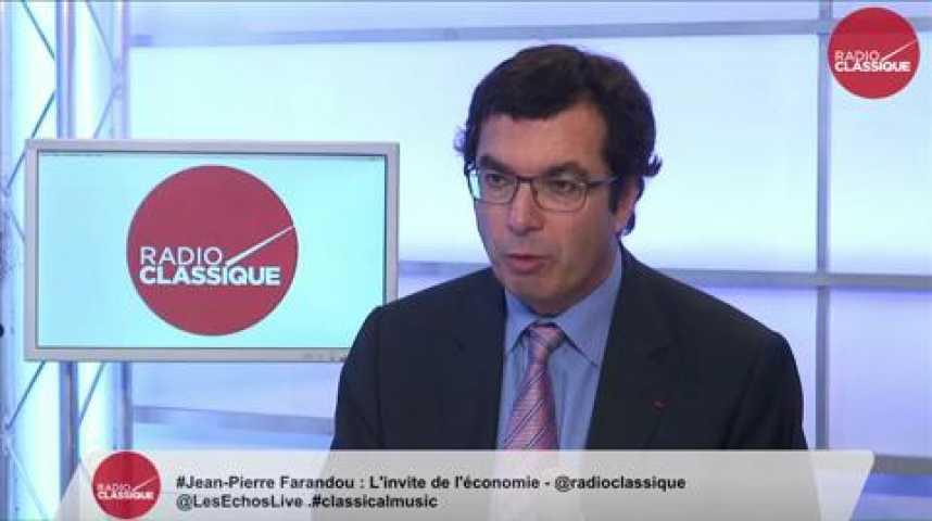Illustration pour la vidéo Jean-Pierre Farandou, président de Keolis