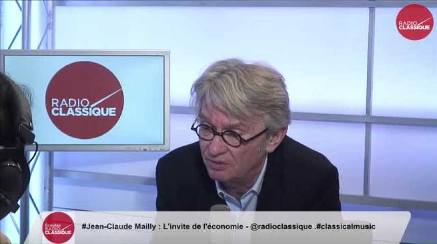 Illustration pour la vidéo Jean-Claude Mailly, secrétaire général de Force Ouvrière