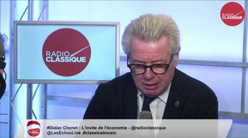 Illustration pour la vidéo Didier Chenet, président du Synhorcat