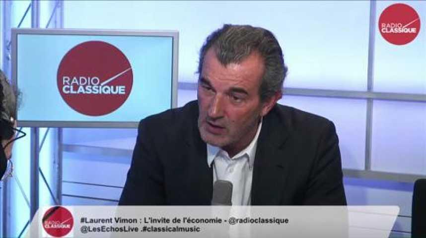 Illustration pour la vidéo Laurent Vimont, président de Century 21 France