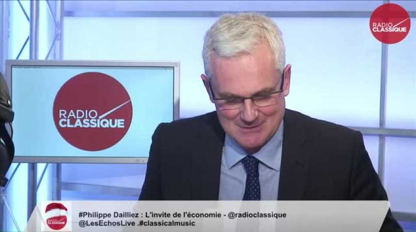 Illustration pour la vidéo Philippe Dailliez, PDG de Picard