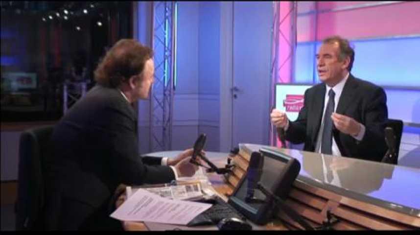 Illustration pour la vidéo François Bayrou