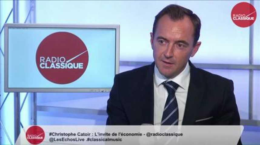 Illustration pour la vidéo Christophe Catoir, Président du Groupe Adecco France