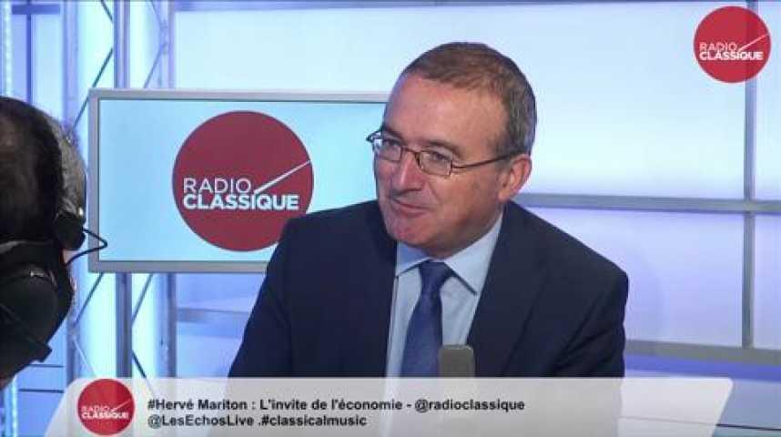 Illustration pour la vidéo Hervé Mariton, Député les Républicains de la Drôme et membre de la commission des finances