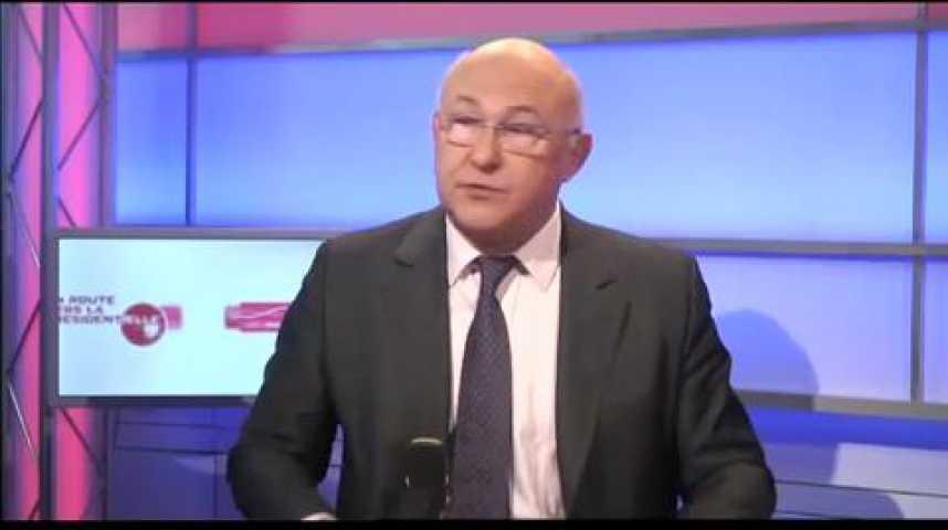 """Illustration pour la vidéo Michel Sapin : """"Une sortie de la zone Euro serait une catastrophe pour chacun de nos pays."""""""