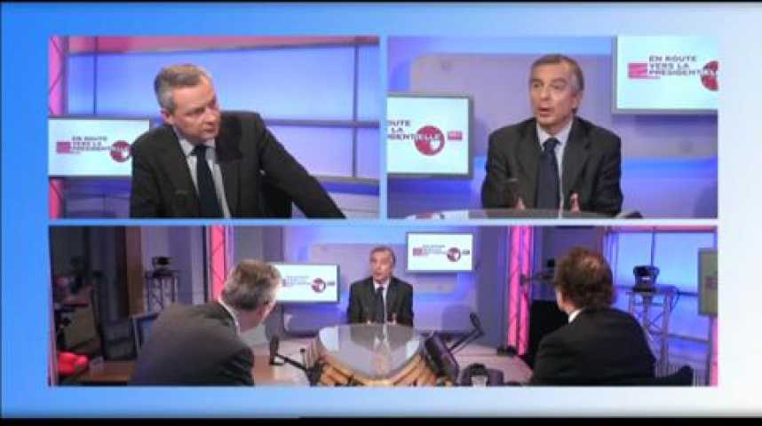 """Illustration pour la vidéo Bruno Le Maire : """"Le FN est un défi pour la droite républicaine"""""""
