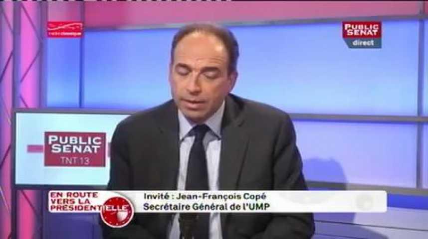 Illustration pour la vidéo Jean-François Copé