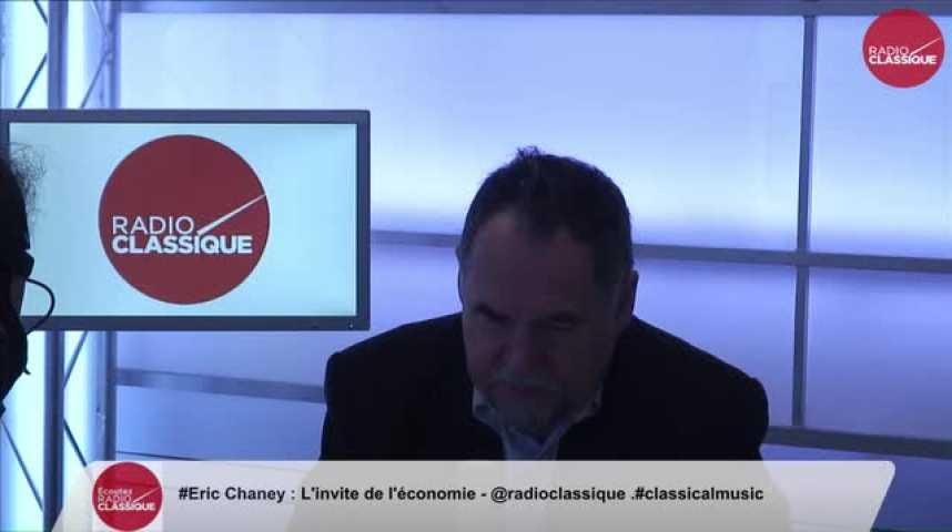 Illustration pour la vidéo Eric Chaney, chef économiste du Groupe AXA