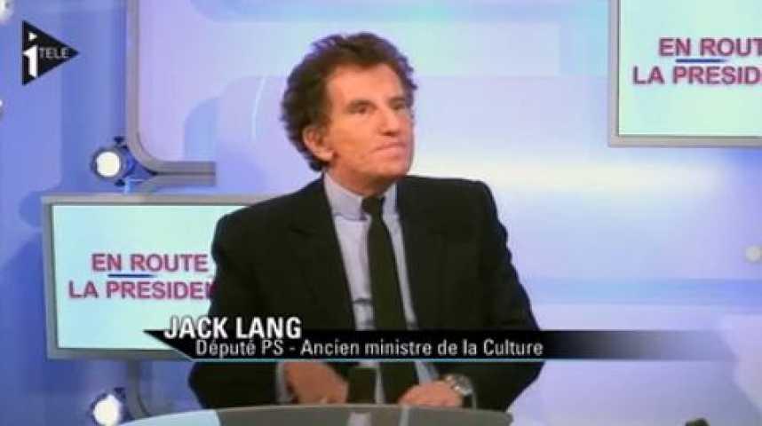 Illustration pour la vidéo Jack Lang était l'invité de Guillaume Durand et Michael Darmon