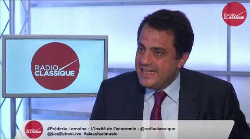 Illustration pour la vidéo Frédéric Lemoine, président du directoire du groupe Wendel