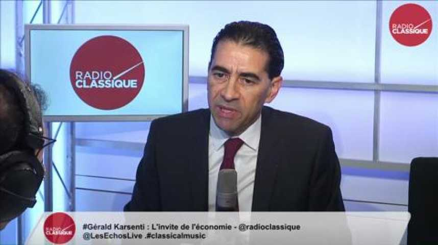 Illustration pour la vidéo Gérald Karsenti, PDG d'Hewlett-Packard France
