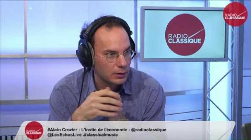 Illustration pour la vidéo Alain Crozier, président de Microsoft France
