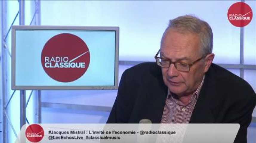 Illustration pour la vidéo Jacques Mistral, économiste et membre du Conseil d'analyse économique