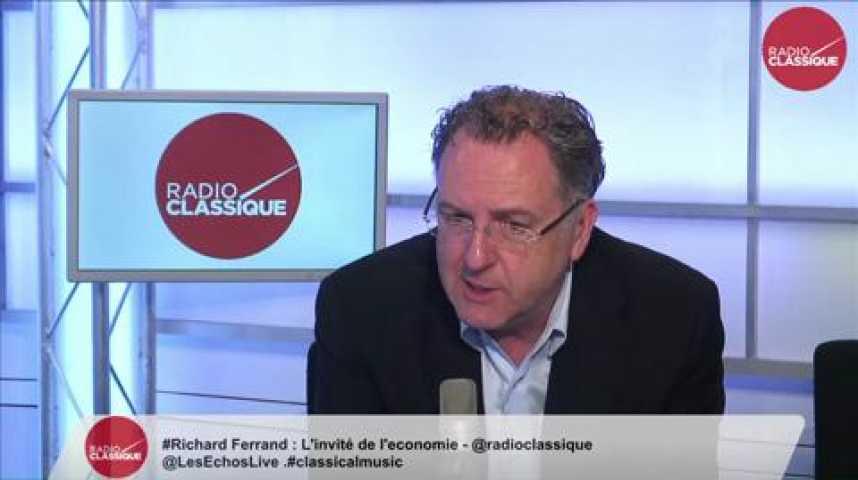 Illustration pour la vidéo Richard Ferrand, rapporteur général du projet de loi Macron