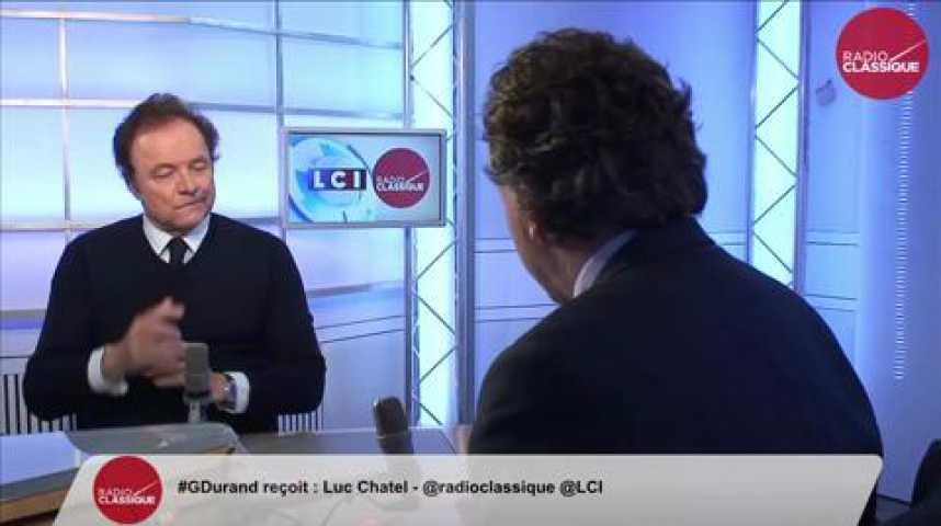 """Illustration pour la vidéo Luc Chatel, """"Les deux années qui viennent risque d'être perdues pour la France"""""""