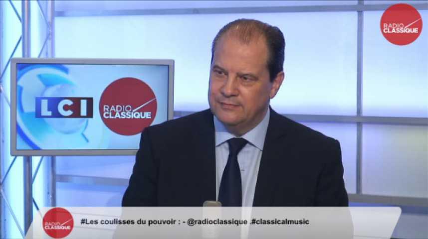 """Illustration pour la vidéo Jean-Christophe Cambadélis: Grèce: """"La sortie de la zone euro est une possibilité. """""""