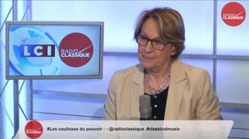 """Illustration pour la vidéo Marylise Lebranchu: """"Nicolas Sarkozy c'est l'attaque pour l'attaque."""""""