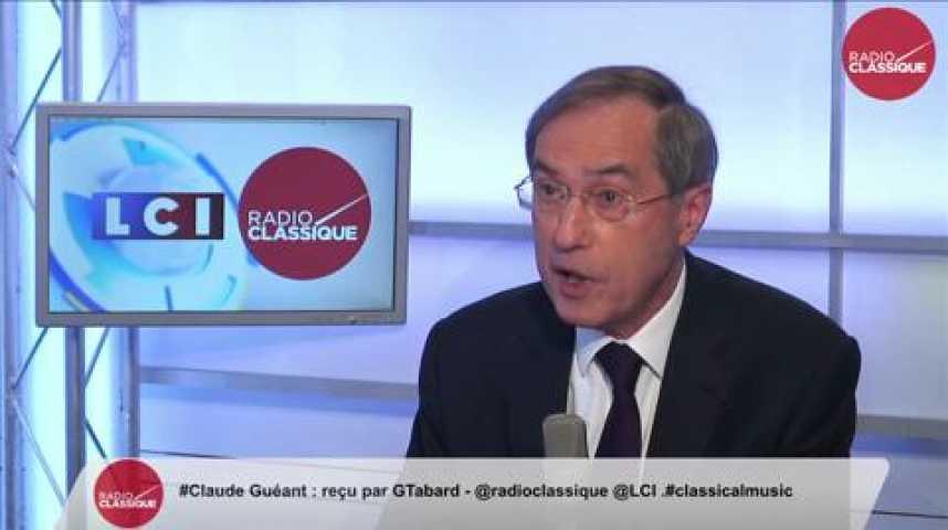 Illustration pour la vidéo Claude Guéant , Affaires des primes : « Je ne peux pas m'empêcher de penser qu'il y a une instrumentalisation de la Justice»