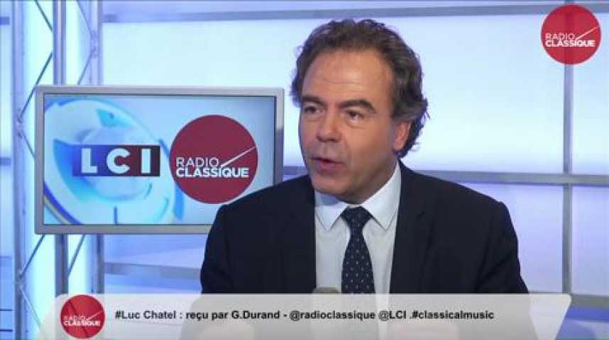 """Illustration pour la vidéo Luc Chatel, """"La France est aujourd'hui l'homme malade de l'Europe."""""""
