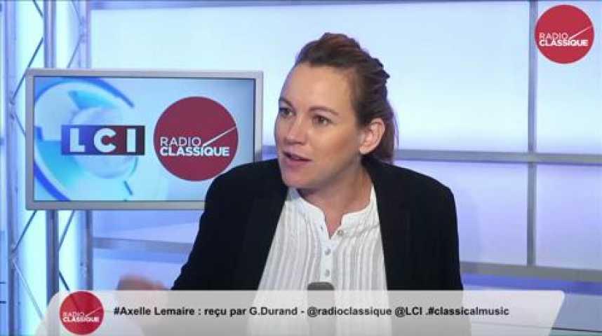 Illustration pour la vidéo Axelle Lemaire, Secrétaire d'Etat chargée du numérique auprès du ministre de l'Économie, de l'Industrie et du Numérique